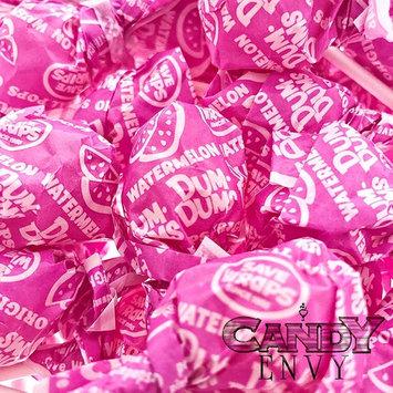 Hot Pink Dum Dums Color Party - Watermelon Flavored - 4 Bags - 75 Count Per Bag - 300 Total Lollipops - Includes Free