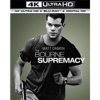 Mca Bourne Supremacy Blu-ray