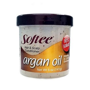 Softee Argan Oil Hair & Scalp Conditioner 5 oz