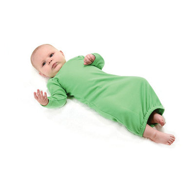 MONAG Long Sleeve Baby Gown