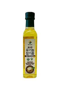 McCabe Organic Extra Virgin Sesame Oil, 8.4oz