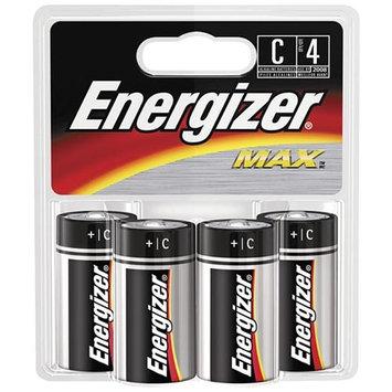 Energizer MAX C Batteries - 12 ct. in Resale Packs - 842405