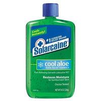 Solarcaine Cool Aloe Burn Relief Gel 8.0 oz.(pack of 12)