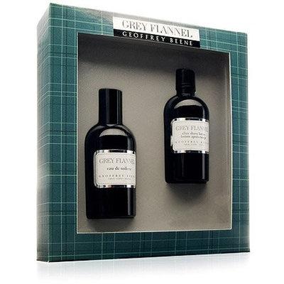 Grey Flannel Gift Set: This Set Contains Eau De Toilette Spray 4 Ounces + After Shave 4 Ounces for Men By Geoffrey Beene