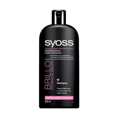 Syoss Shine Boost (Brillo Potencializador) Shampoo 16.91oz 500ml