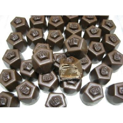 Ashers Asher's Sugar Free Espresso Truffles Milk Chocolate Candy 1 pound