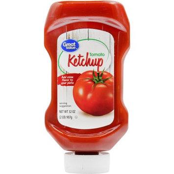 Great Value Ketchup, 32 oz
