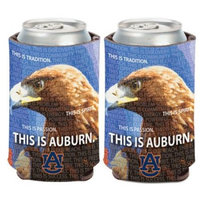 Auburn Tigers Official NCAA 12 oz. Insulated Coozie Can Cooler by Wincraft
