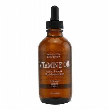Measurable Difference 7349 Vitamin E Oil Instant Face & Body Moisturizer