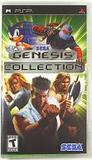 SEGA Genesis Collection ( Sony PSP )
