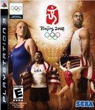 PS3, Beijing Olympics 2008 - SEGA OF AMERICA DREAMCAST, INC.