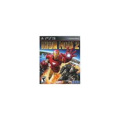 Sega 69037 Iron Man 2 PlayStation 3 Game