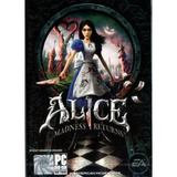 Electronic Arts Alice: the Madness Returns Pc
