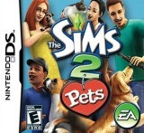 Nintendo The Sims 2: Pets (used)