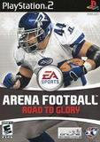 Sony Arena Football: Road to Glory (used)