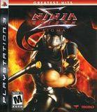 Tecmo Ninja Gaiden Sigma - Greatest Hits (PS3)