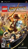 Lucasarts Entertainment Company Lego Indiana Jones 2: Adventure Continues PSP Game LUCASARTS