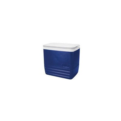 Igloo Cooler - Blue and White, 16-Quart