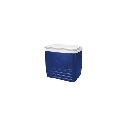 Igloo Cooler - Blue and White, 16-Quart