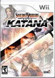 Koei Corporation Samurai Warriors: Katana (used)