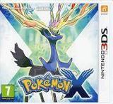 Pokemon X on Nintendo 3DS