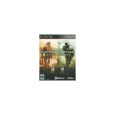 Activision Call of Duty Modern Warfare Collection for PS3 - ACTIVISION INC