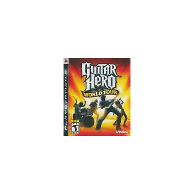 Guitar Hero World Tour (Game Only) Playstation3 Game Activision