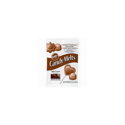 Wilton Light Cocoa Candy Melts, 12 oz