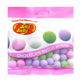 Jelly Belly 44010 2.9 oz Jelly Belly Chocolate Dutch Mints Mix Pack of 12