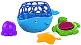 Oball Tubby Scoop Friends Bath Toy - Blue
