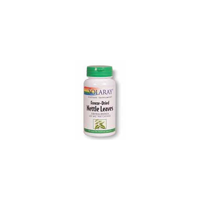 Solaray - Freeze-Dried Nettle Leaf 300mg - 100ct Cap [Health and Beauty]