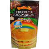 Hawaiian Chocolate Macadamia Nut Pancake Mix From Hawaii