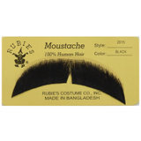 Deluxe Human Hair Mustache 2015 Rubies