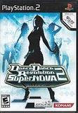 Konami Digital Entertainment Dance Dance Revolution: SuperNova 2 Playstation 2 Game KONAMI