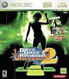 Konami Digital Entertainment Dance Dance Revolution Universe 2 [Bundle] (used)