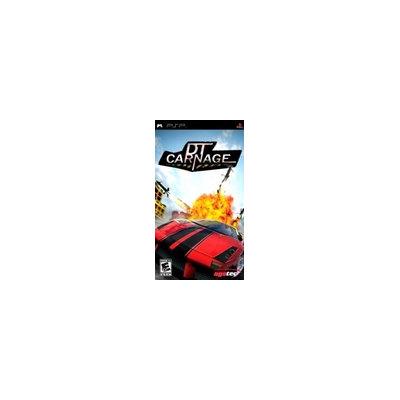 Agetec Inc. DT Carnage (PSP)