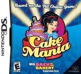Majesco Sales, Inc. Cake Mania (DS & DSi)