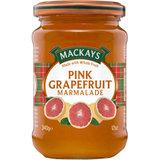 Mackays Marmalade Pink Grapefruit 12 oz