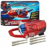 Hasbro Amazing Spider-Man Rapid-Fire Web Shooter