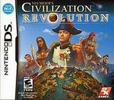 Take-two Sid Meier's Civilization Revolution Nintendo DS Game 2K Games