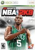 Take 2 NBA 2K9 (used)