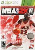 Take-two NBA 2k11 Xbox 360 Game 2K SPORTS