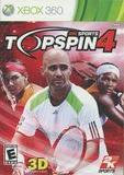 Take-Two Top Spin 4 - Sports Game - Xbox 360