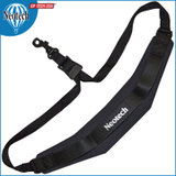Neotech Soft Sax Strap Black X-Long, Swivel Hook