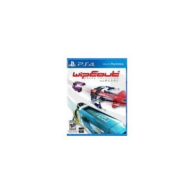Sony WipEout: Omega Collection - PlayStation 4