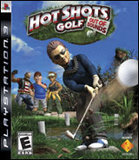 Sony Hot Shots Golf: Out of Bounds (used)