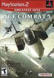 mco Hometech Ace Combat 5: The Unsung War (used)