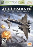 mco Ace Combat 6: Fires Of Liberation - Xbox 360