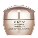 Shiseido Benefiance Wrinkleresist24 Intensive Nourishing & Recovery Cream Cream For Unisex 1.7 Oz