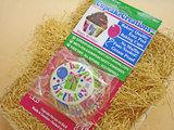 Cupcake Creations 151828 Standard Baking Cups 32-Pkg-Happy Birthday